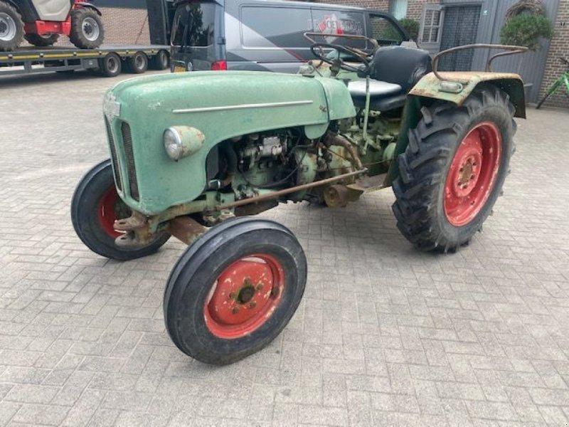 Oldtimer-Traktor des Typs Kramer KL 450, Gebrauchtmaschine in Lunteren (Bild 1)