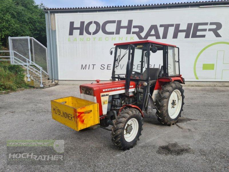 Oldtimer-Traktor типа Lindner BF 320 A Allrad, Gebrauchtmaschine в Kronstorf (Фотография 1)