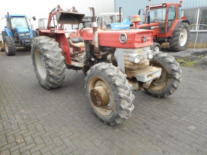 Oldtimer-Traktor типа Massey Ferguson 188  4x4, Gebrauchtmaschine в Oirschot (Фотография 1)