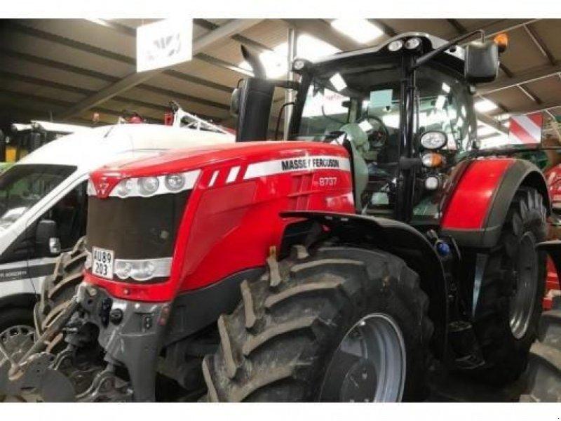 Oldtimer-Traktor des Typs Massey Ferguson 8737, Neumaschine in Кіровоград (Bild 1)