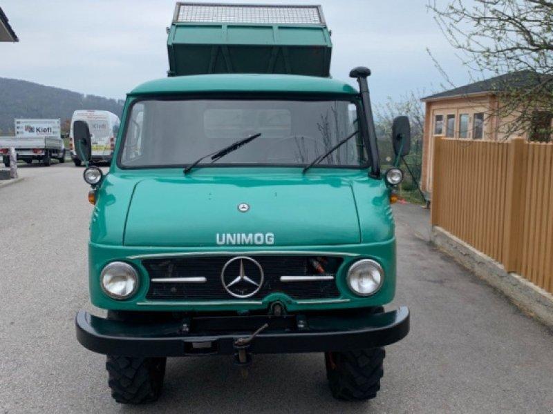 Oldtimer-Traktor типа Mercedes-Benz U 30, Gebrauchtmaschine в Furth (Фотография 1)