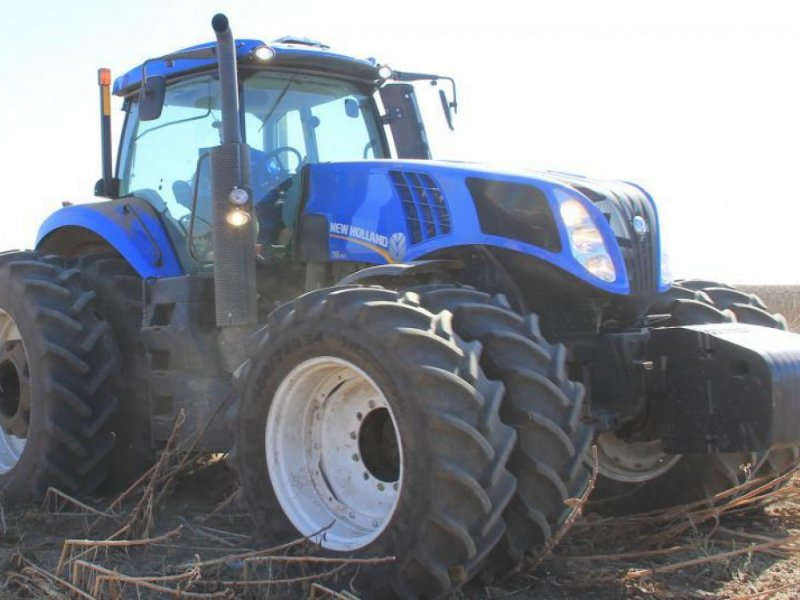 Oldtimer-Traktor типа New Holland Т8.410, Neumaschine в Миколаїв (Фотография 1)