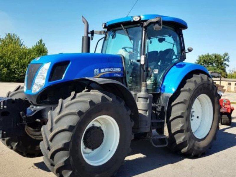 Oldtimer-Traktor типа New Holland 7060, Neumaschine в Житомир (Фотография 1)