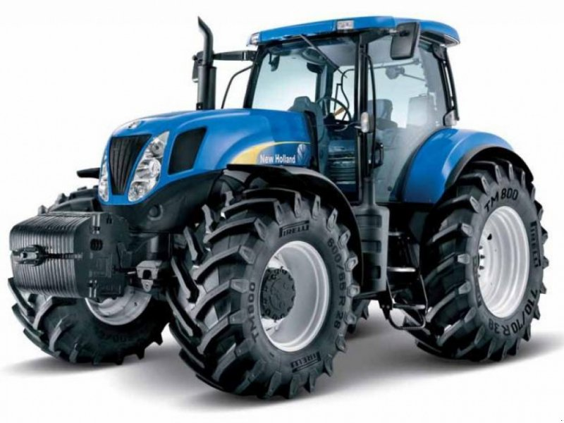 Oldtimer-Traktor типа New Holland T7060, Neumaschine в Вінниця (Фотография 1)