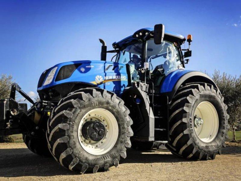 Oldtimer-Traktor типа New Holland T7.315, Neumaschine в Миколаїв (Фотография 1)