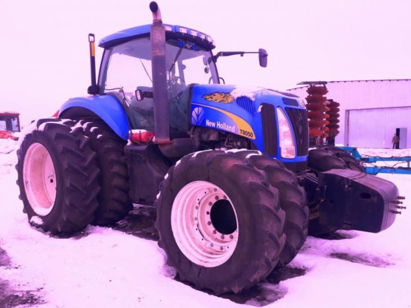 Oldtimer-Traktor типа New Holland T8050, Neumaschine в Суми (Фотография 1)