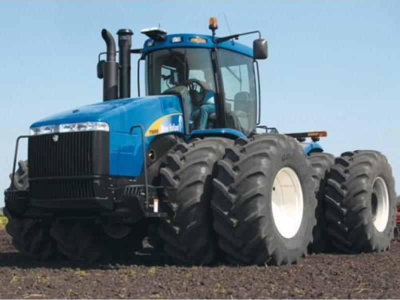 Oldtimer-Traktor типа New Holland T9.615, Neumaschine в Кіровоград (Фотография 1)