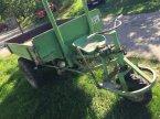 Oldtimer-Traktor des Typs Platten & Söhne Pony 4 L in Lautenbach