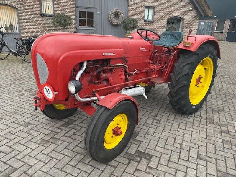 Oldtimer-Traktor des Typs Porsche 329 super export, Gebrauchtmaschine in Lunteren (Bild 1)