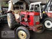 Oldtimer-Traktor tipa Porsche Renault, Gebrauchtmaschine u Regen
