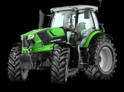 Oldtimer-Traktor типа Same Deutz Fahr 6135 G, Neumaschine в Кіровоград