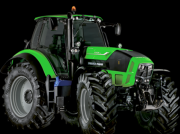 Oldtimer-Traktor типа Same Deutz Fahr 7250 TTV, Neumaschine в Кіровоград