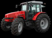 Oldtimer-Traktor des Typs Same Laser 170, Neumaschine in Кіровоград