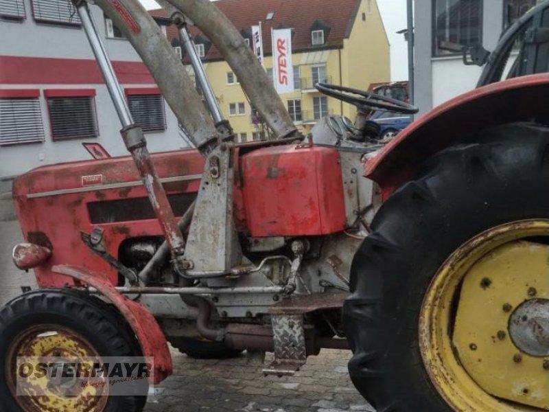 Oldtimer-Traktor a típus Schlüter S 650, Gebrauchtmaschine ekkor: Rohr (Kép 1)