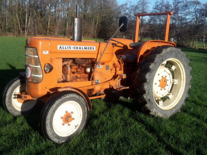 Oldtimer-Traktor a típus Sonstige Allis Chalmers FD 5, Gebrauchtmaschine ekkor: Bakkeveen (Kép 1)