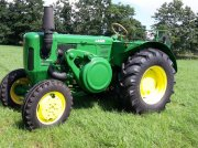 Oldtimer-Traktor des Typs Sonstige Lanz Bulldog D6006, Gebrauchtmaschine in Bakkeveen