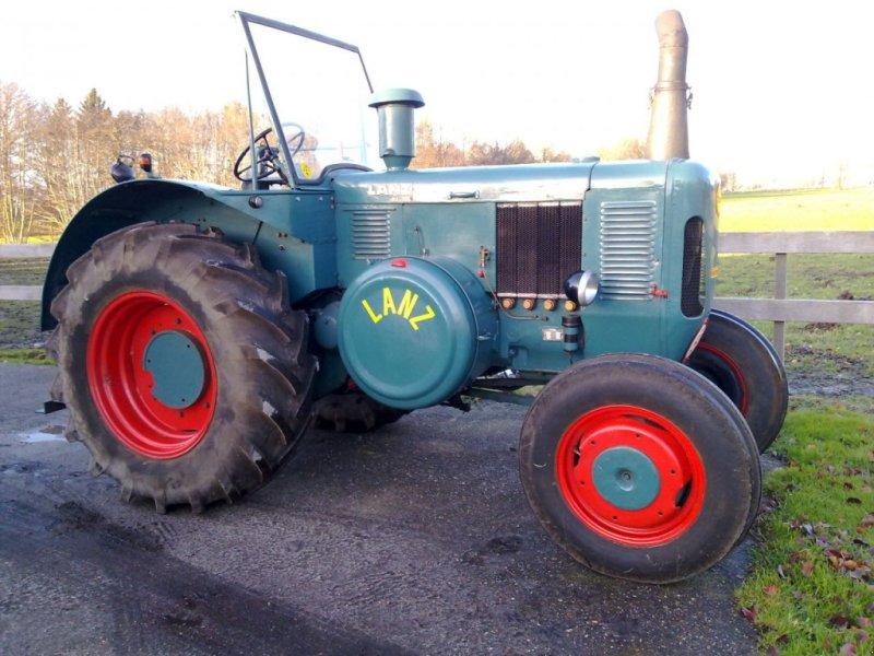 Oldtimer-Traktor a típus Sonstige Lanz Bulldog D6016, Gebrauchtmaschine ekkor: Bakkeveen (Kép 1)