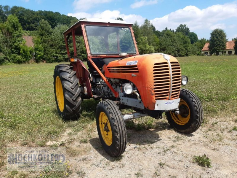 Oldtimer-Traktor типа Steyr 190, Gebrauchtmaschine в Wies (Фотография 1)