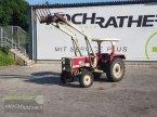 Oldtimer-Traktor типа Steyr 40 в Kronstorf