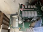 Oldtimer-Traktor des Typs Volvo BM470 in Jugenheim