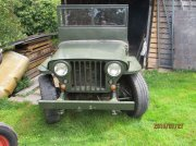 Willys Jeep CJ2A Oldtimer-Traktor