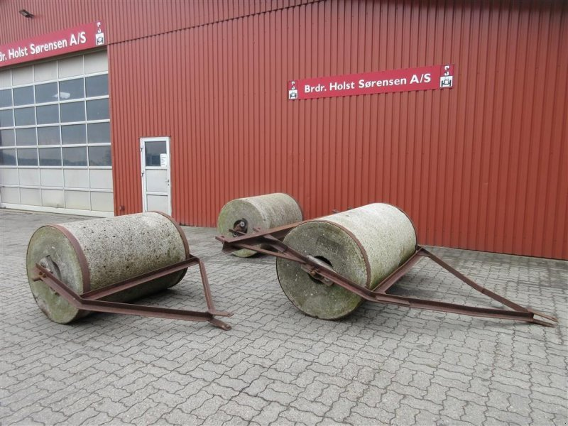 Packer & Walze des Typs Agerskov 3 leddet, Gebrauchtmaschine in Ribe (Bild 1)