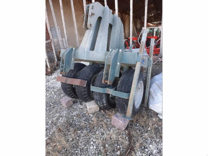 Packer & Walze типа Cochet MAMMOUTH, Gebrauchtmaschine в Bray En Val (Фотография 1)