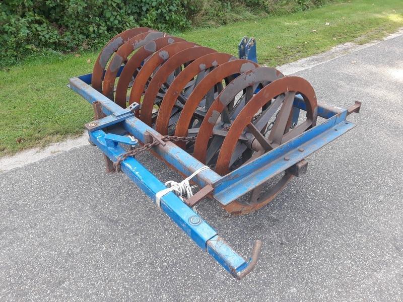 Packer & Walze des Typs Dal-Bo Sonstiges, Gebrauchtmaschine in Itterbeck (Bild 1)