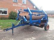 Dalbo Minimax 630x55cm cambrigde Hydraulisk slæbeplanke og stenkasse Почвоуплотнители и катки