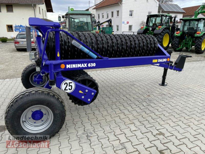 Packer & Walze типа Dalbo Minimax630/50 Classic, Neumaschine в Mühldorf (Фотография 5)