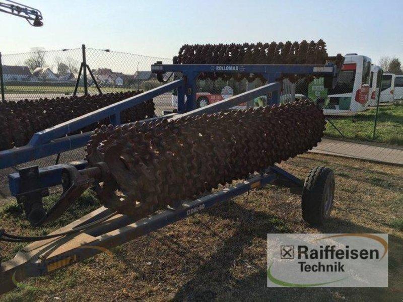 Packer & Walze des Typs Dalbo Rollmax, Gebrauchtmaschine in Ebeleben (Bild 1)