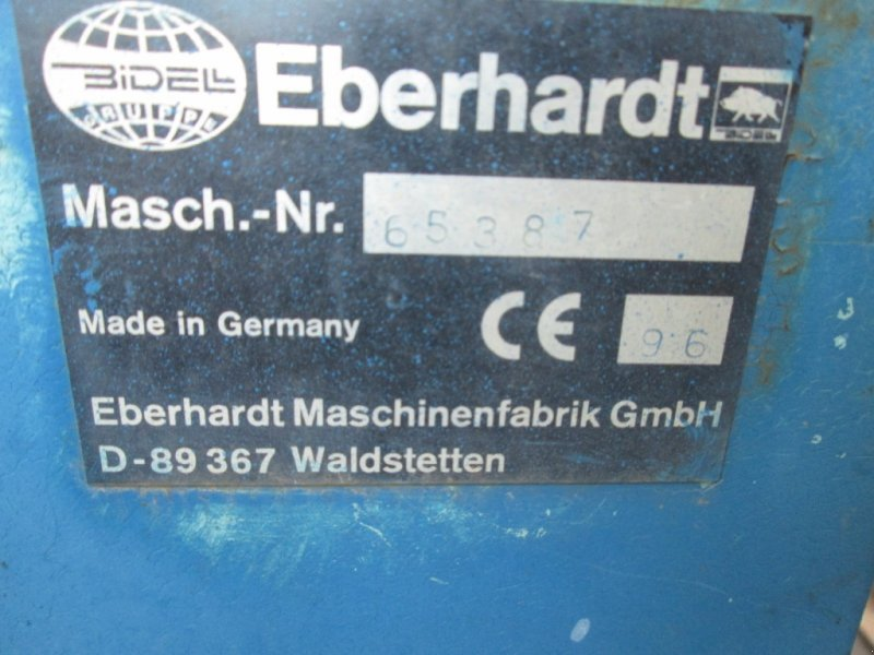 Packer & Walze του τύπου Eberhardt 5 m Cambridgewalze, Gebrauchtmaschine σε Wülfershausen (Φωτογραφία 7)