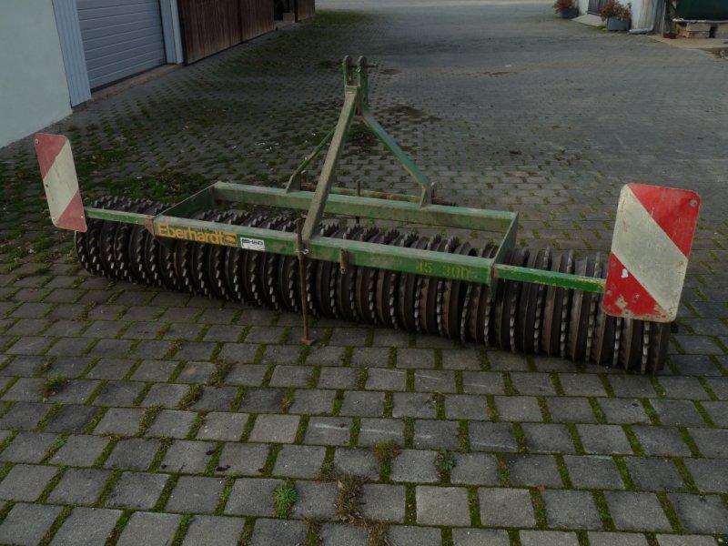 Packer & Walze des Typs Eberhardt CU 45/300, Gebrauchtmaschine in Lichtenau (Bild 1)