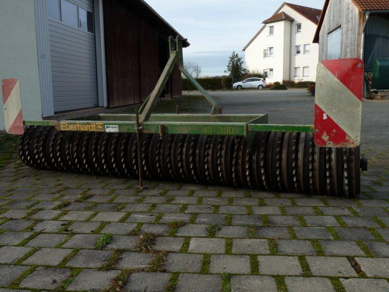 Packer & Walze des Typs Eberhardt CU 45/300, Gebrauchtmaschine in Lichtenau (Bild 4)
