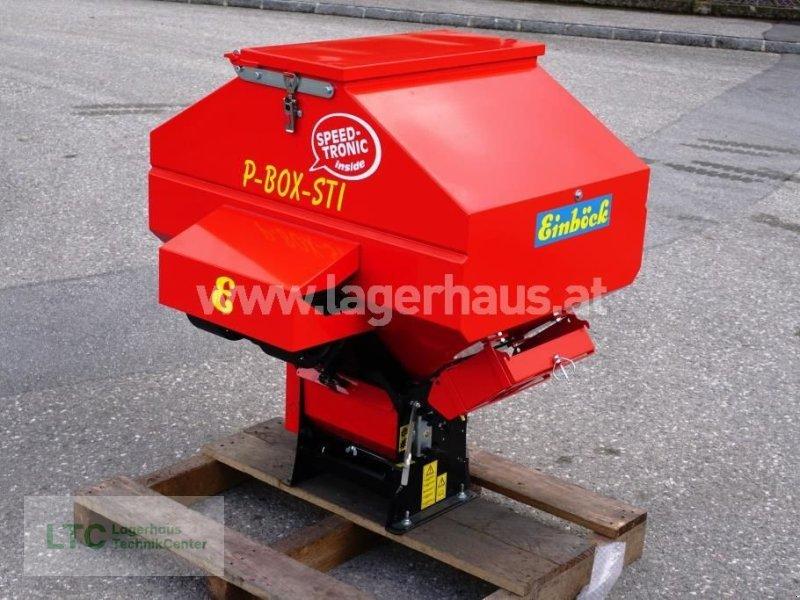 Packer & Walze del tipo Einböck AKTION P-BOX STI 600, Vorführmaschine en Kirchdorf (Imagen 1)