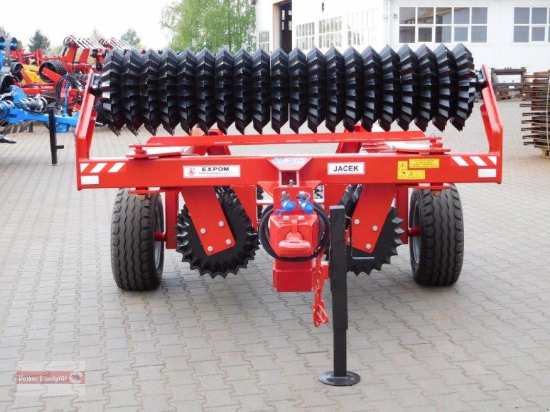 Packer & Walze des Typs Expom Jacek Impuls, Neumaschine in Ostheim/Rhön (Bild 4)