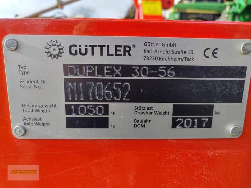 Packer & Walze типа Güttler Duplex 30-56, Gebrauchtmaschine в Barsinghausen OT Gro (Фотография 4)