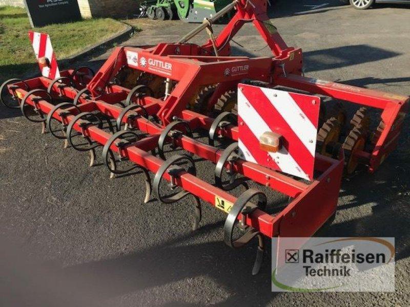 Packer & Walze des Typs Güttler Duplex DX, Gebrauchtmaschine in Homberg/Efze (Bild 1)