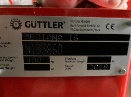 Packer & Walze типа Güttler Mediana 160, Gebrauchtmaschine в Aspach (Фотография 4)