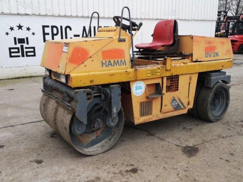 Packer & Walze tipa Hamm DV2K, Gebrauchtmaschine u Leende (Slika 1)