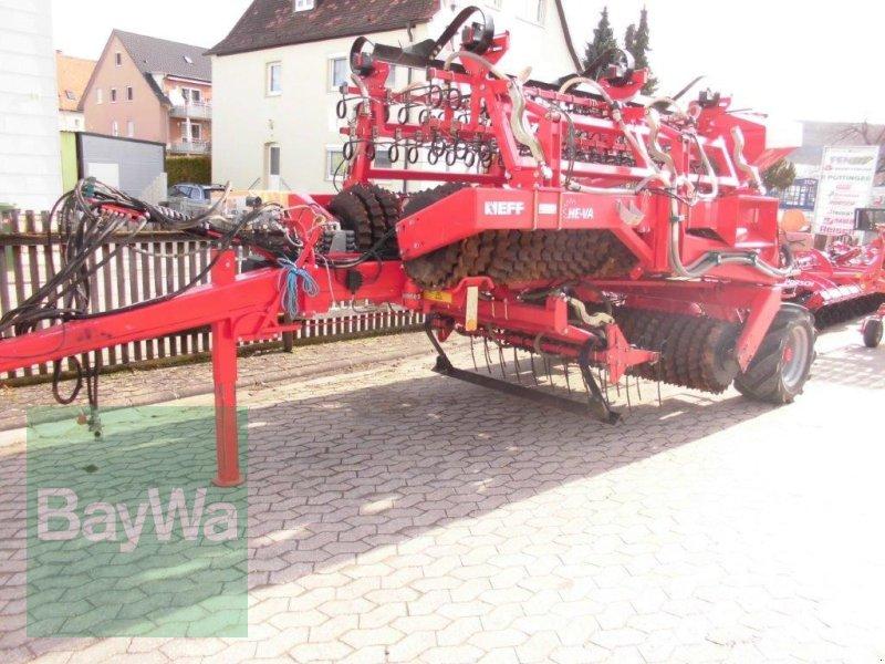 Packer & Walze du type HE-VA DK 820 Grassroller Prismenwalze mit Schlauchstreuer und Striegel, Gebrauchtmaschine en Weißenburg (Photo 1)
