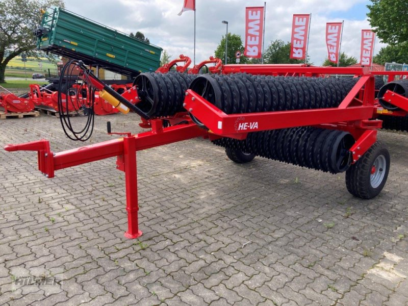 Packer & Walze типа HE-VA VIP Roller 6,3m, Neumaschine в Moringen (Фотография 1)