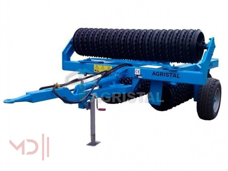 Packer & Walze des Typs MD Landmaschinen AS Cambridgewalze Hydraulisch klappbar 7,5m - 9,0m 1 Zylinder, Neumaschine in Zeven (Bild 1)