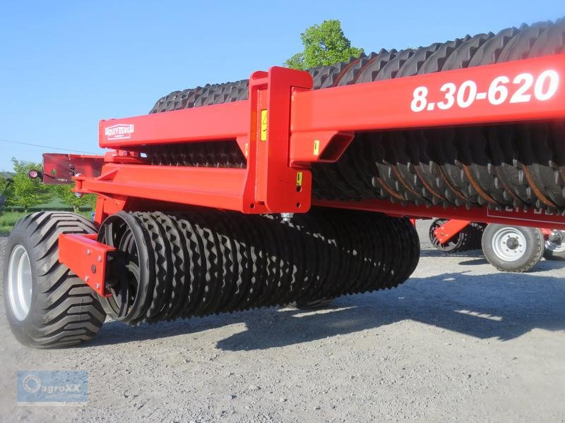 Packer & Walze типа Quivogne ROLLMAX EDITION--5000 XL--8.30m-620mm RINGE, 5000kg--, Neumaschine в Ennigerloh (Фотография 3)