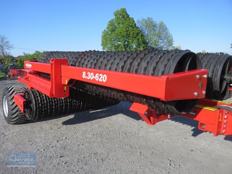 Packer & Walze типа Quivogne ROLLMAX EDITION--5000 XL--8.30m-620mm RINGE, 5000kg--, Neumaschine в Ennigerloh (Фотография 11)