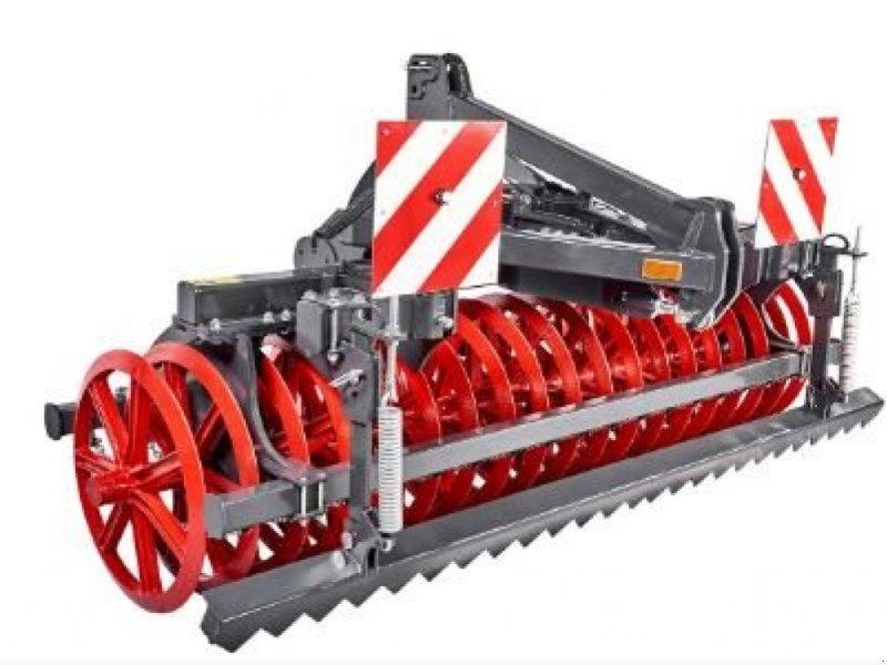 Packer & Walze tipa Saphir FP 300 Rollstar, Vorführmaschine u Schutterzell (Slika 1)