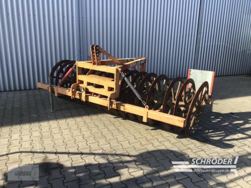 Packer & Walze des Typs Silo Wolff 900/16, Gebrauchtmaschine in Wildeshausen (Bild 1)