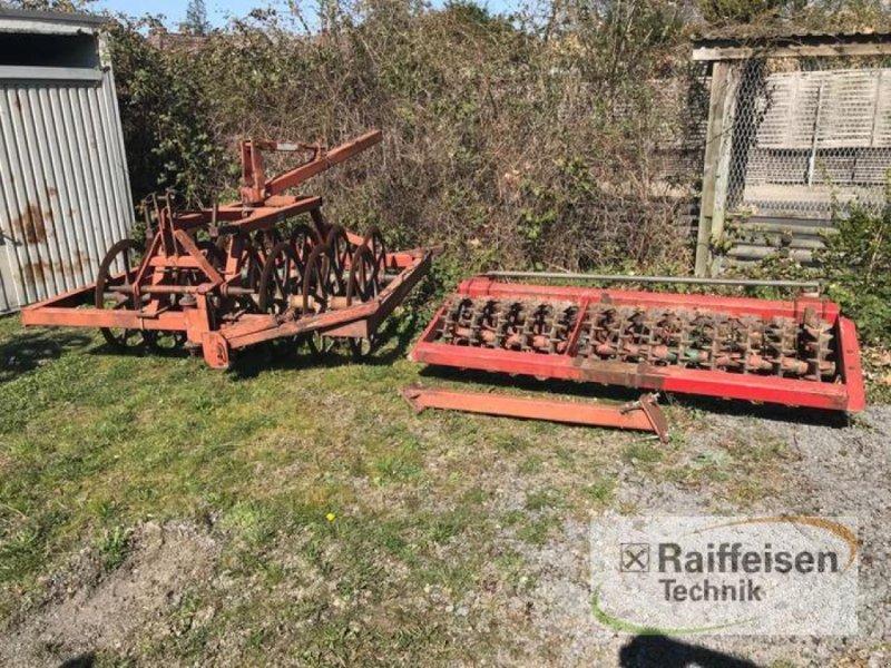 Packer & Walze des Typs Silo Wolff Packer EP9, Gebrauchtmaschine in Ilsede-Gadenstedt (Bild 1)