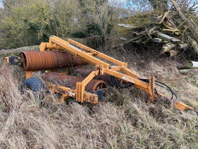 Packer & Walze a típus Simba 6.60m, Gebrauchtmaschine ekkor: Grantham (Kép 1)