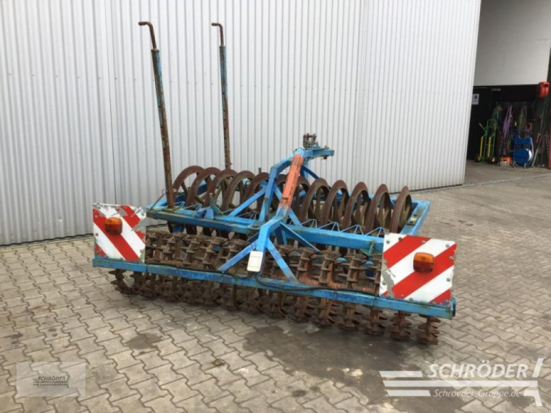Packer & Walze des Typs Sonstige Packer WP 12, Gebrauchtmaschine in Wildeshausen (Bild 1)